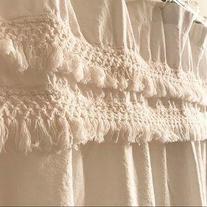 Threshold Boho Shower Curtain